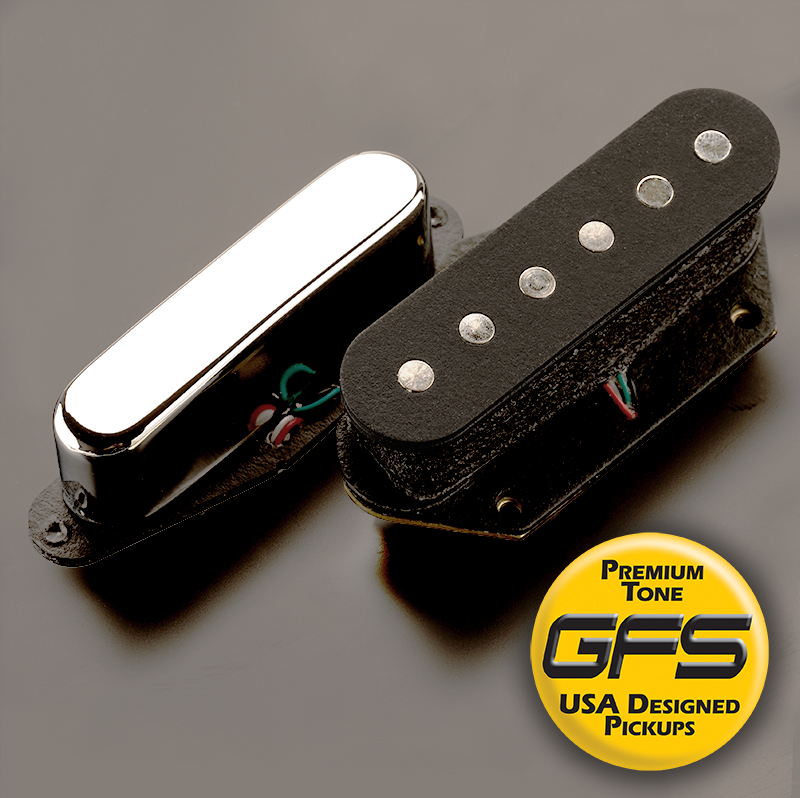 Neovin Noise Free Pickups for Telecaster Guitars
