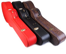 ES-175 Jazz Sized Guitar Cases