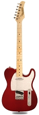 Lowered Price! XV-820 Poplar Body Maple Neck Candy Apple Red