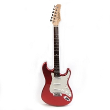 XV-870 Candy Apple Red Rosewood Fingerboard