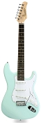 CLEARANCE! XV-870 Surf Green Rosewood Fingerboard