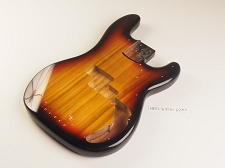 P Bass Lightweight Body Tobacco Sunburst - Blemished
