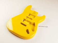Lightweight Vintage Stratocaster® Style Body Monaco Yellow - Blemished