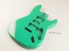 Lightweight Vintage Stratocaster® Style Body HSH Seafoam Green - Blemished