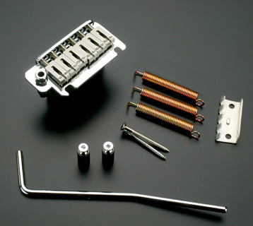 2 Point Hardened Steel Upgrade Tremolo System - Fits USA Strat®