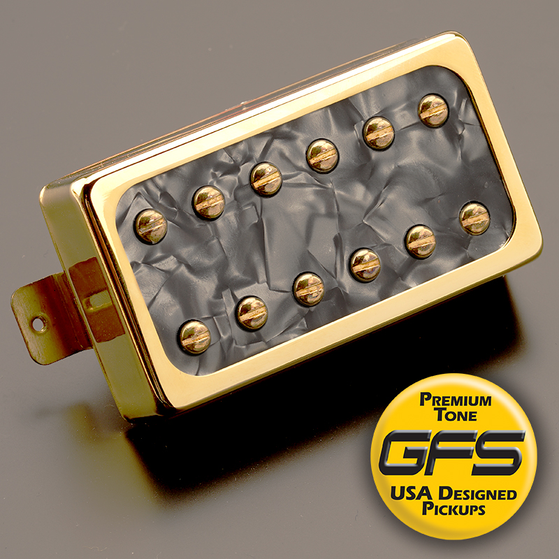 Pearl Humbucker Sized Pickups