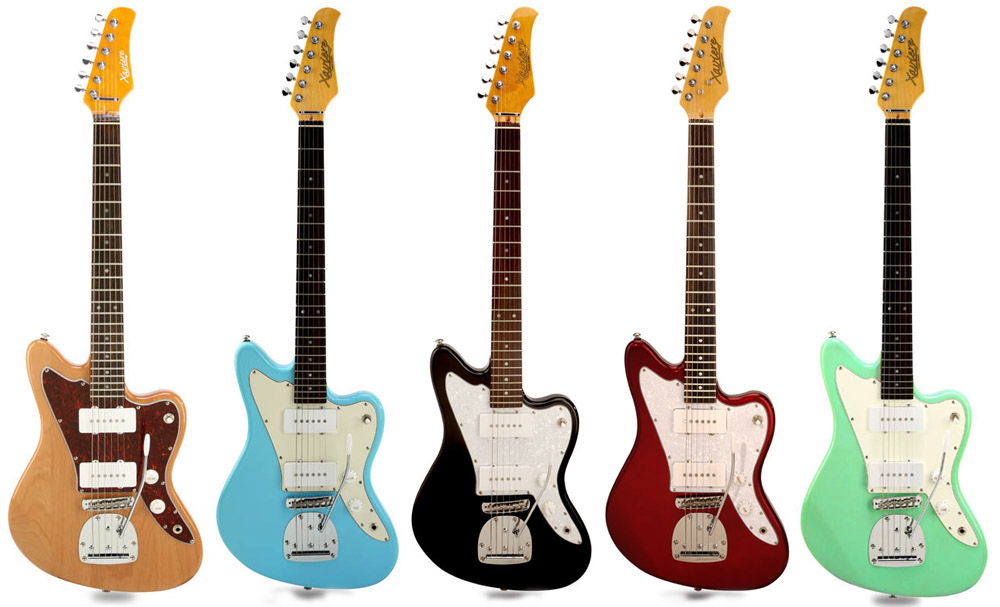 Xaviere Offset Electric Guitars