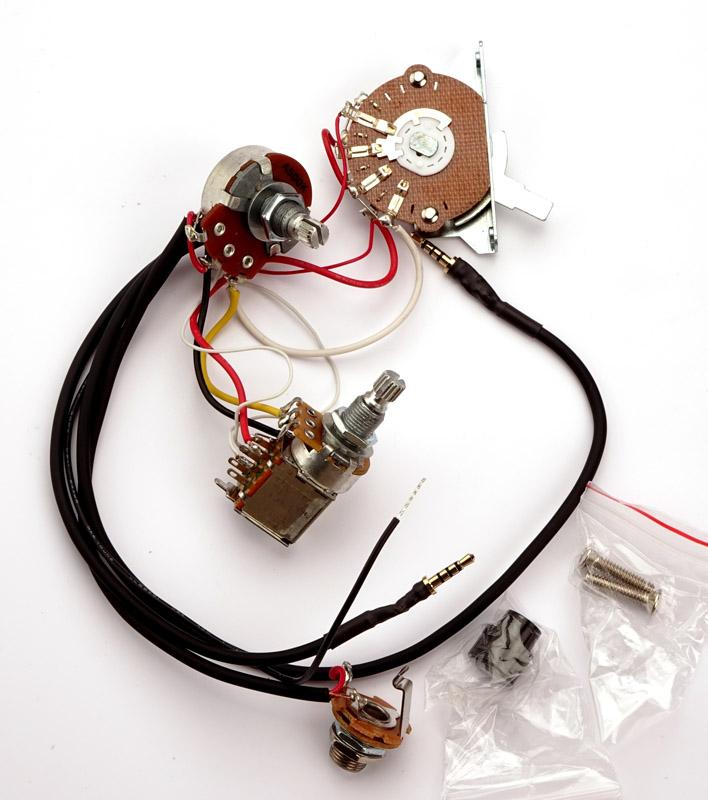 Kwikplug 2 HUMBUCKER COIL TAP Wiring Harness, Fits Tele®- PRE-SOLDERED on fender deluxe wiring diagram, fender esquire wiring-diagram, fender marauder wiring diagram, dean ml wiring diagram, fender stratocaster wiring-diagram, fender bronco wiring diagram, fender musicmaster wiring diagram, emg telecaster wiring diagram, gibson lp wiring diagram, starcaster by fender wiring diagram, fender amplifier wiring diagram, fender toronado wiring diagram, seymour duncan telecaster wiring diagram, telecaster texas special wiring diagram, gibson thunderbird wiring diagram, fender amp wiring diagram, telecaster 3-way switch wiring diagram, fender hm strat wiring diagram, fender blues junior wiring diagram, fender telecaster three-way diagram,