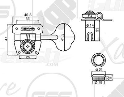 Gfs P90 Wiring