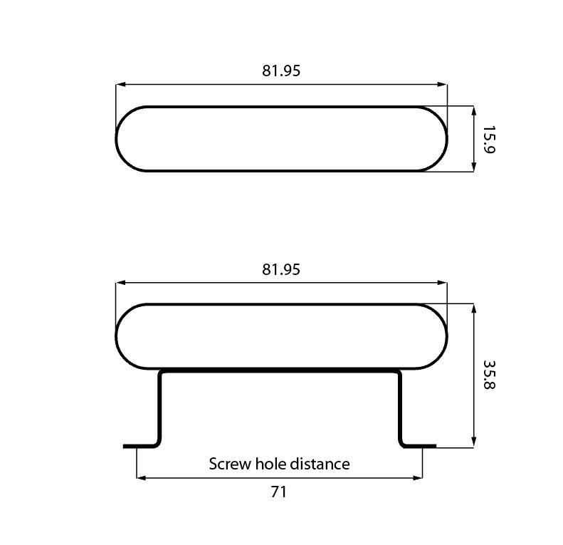 8K Bridge Position Pro Tube