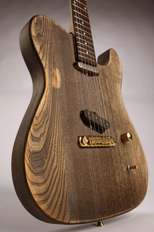 slick sl50 aged woodgrain dual telecaster pickups. Black Bedroom Furniture Sets. Home Design Ideas