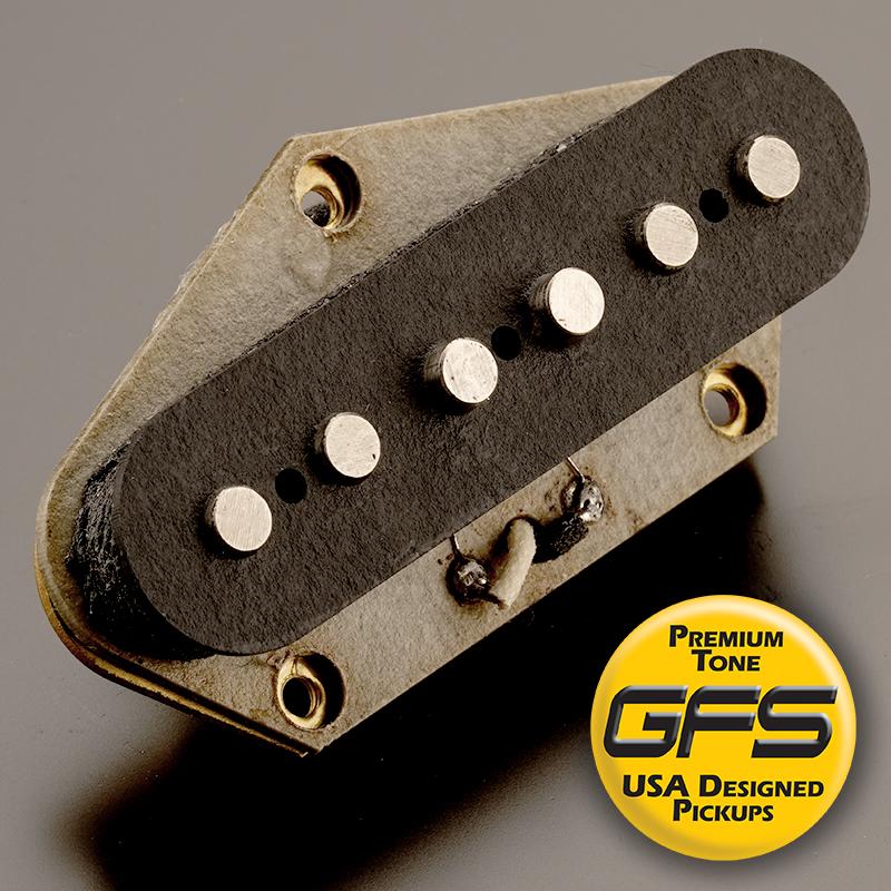 52 Tele® Vintage Wound Professional Series Bridge Pickup 6.3K on tele bass, tele mirrors, tele body,