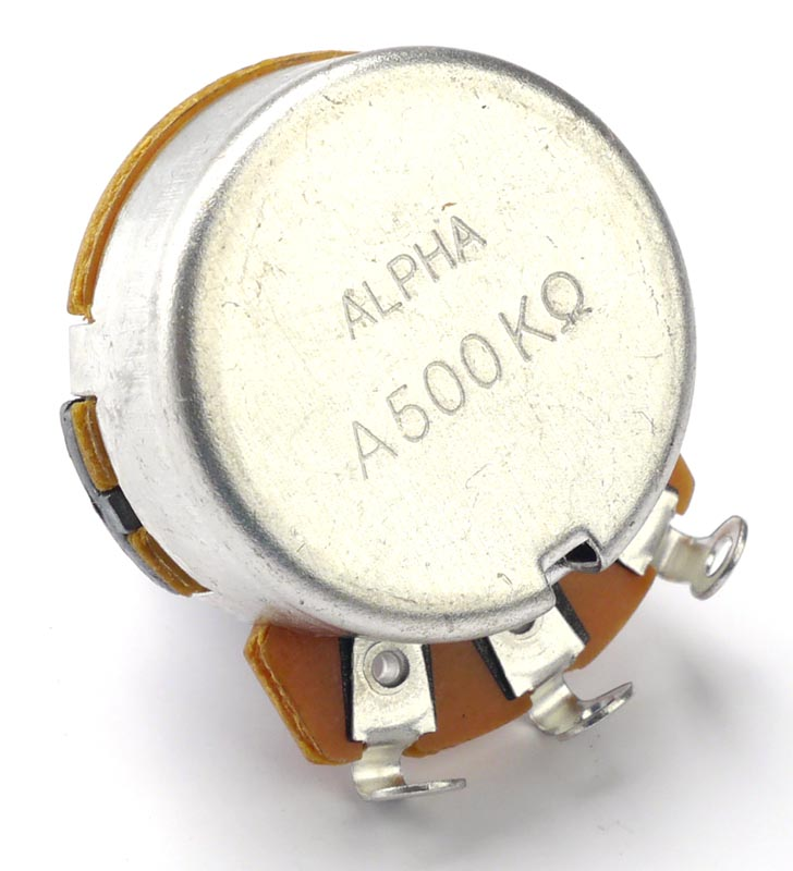 Full Sized A500K Volume Pot - Super Quality