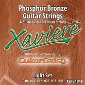 Xaviere Phosphor Bronze Acoustic Strings Light Gauge