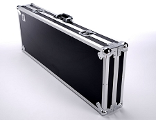 XGP Professional SG/Slick/Flat Top Sized Black Flight Case