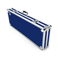 XGP ES-335 Semi Hollow Flight Case BLUE