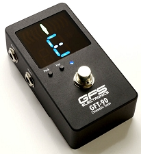NEW! GFT90 Footpedal Tuner- ALL NEW CIRCUITRY! THE BEST!
