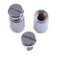 Locking Chrome Plated Screws/Studs