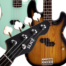 Slick  Bass Guitars