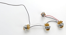 Jazz Bass Pre-Soldered Installation Kit- Simplify your install!