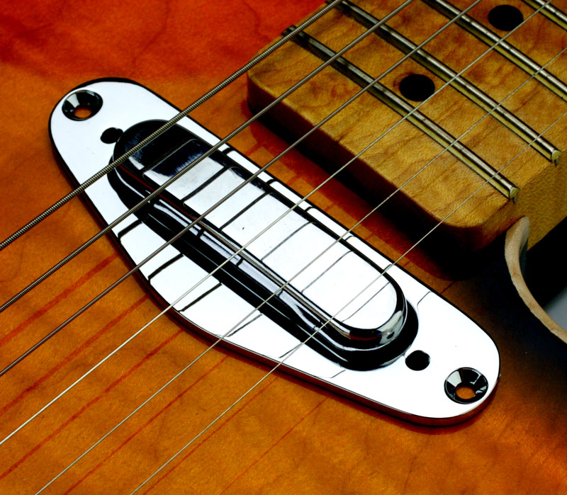 Telecaster Neck Pick Up : telecaster neck pickup chrome trim ring ~ Vivirlamusica.com Haus und Dekorationen