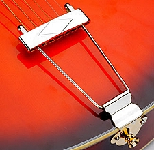 Classic Epiphone Casino, Gibson ES-330 Style Trapeze Tailpiece