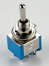 DPDT ON-OFF-ON Mini Toggle Switch