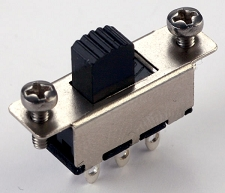Mini DPDT Slide Switch- ON-ON