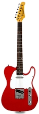 XV-820 Solid Poplar Rocket Red Rosewood Fingerboard