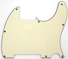 8 Hole Esquire Style Pickguard