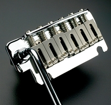 USA Strat®- 2 Point Hardened Steel Upgrade Tremolo System