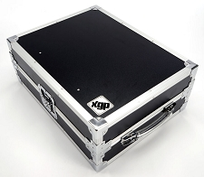XGP Folding Flight Case Luthier Repair Station - BLACK