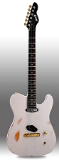 Slick SL50 Aged White Dual Single-Coil Pickups