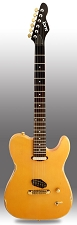 Slick SL50 Aged Butterscotch Dual Single-Coil Pickups