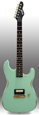 Slick SL54 Aged Surf Green Single Humbucker Pickup