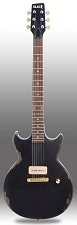 Slick SL59 Aged Black Single P90 Pickup