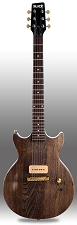 Slick SL59 Aged Woodgrain Single P90 Pickup
