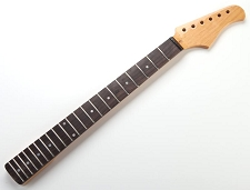 NEW STOCK! Clear Gloss Strat-fit Neck Rosewood Fingerboard