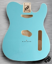 XGP Professional Double Bound Tele® Body Daphne Blue