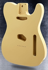 Lightweight Vintage Single-Cutaway Style BodyVintage Cream