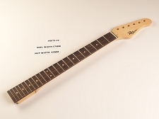Tele® Style Rosewood Neck for Bolt On Bodies 22 fret
