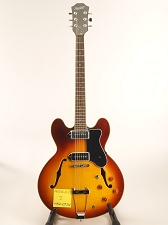 BLEM XV-910 Semi Hollow GFS Alnico Dogears Faded Vintage Sunburst