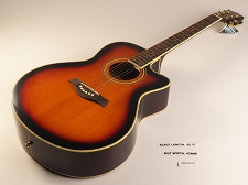 Vintage Sunburst Acoustic