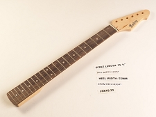 Double Cutaway Rosewood 22 Fret Neck