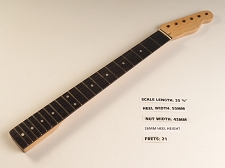 Single Cutaway Rosewood 21 Fret Neck
