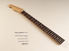 LEFTY Single Cutaway Rosewood 22 Fret Neck