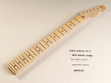 Single Cutaway Maple 22 Fret Neck