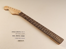 LEFTY Single Cutaway Style Maple 22 Fret Neck