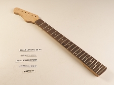 LEFTY Single Cutaway Style Rosewood 22 Fret Neck