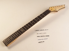 Dinky Style Rosewood 24 Fret Neck